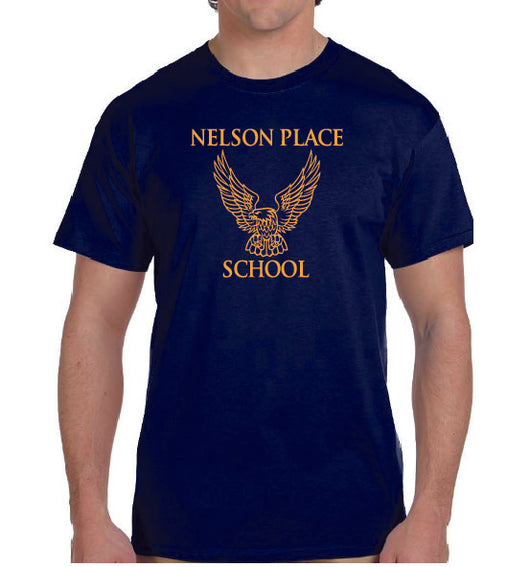 (Nelson Place) Adult Short Sleeve Shirt