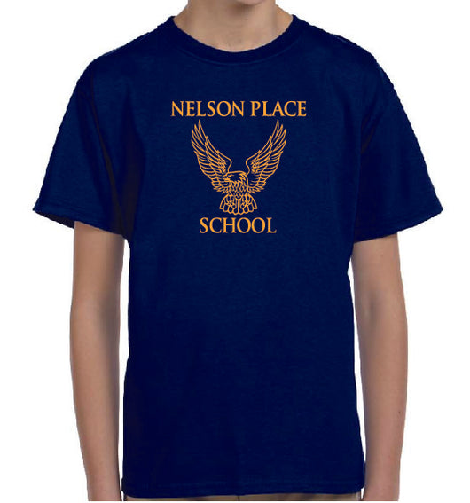 (Nelson Place) Youth Short Sleeve Shirt