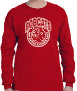 (Boylston Bobcats) YOUTH Long Sleeve Shirts