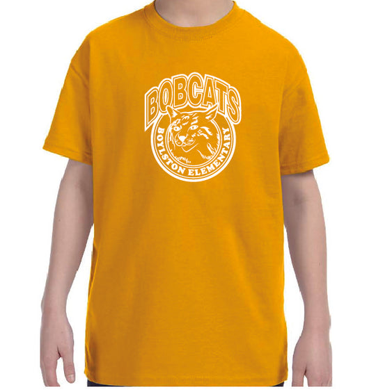 (Boylston Bobcats) YOUTH CLASS SHIRTS