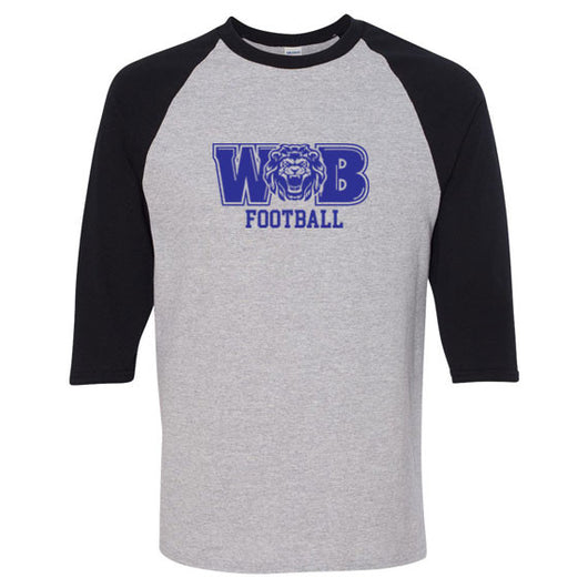 West Boylston Baseball Tee