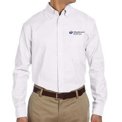 Long Sleeve Oxford
