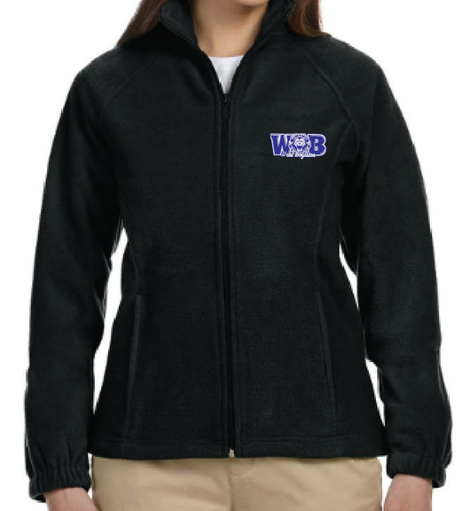 WB Ladies Fleece Jacket
