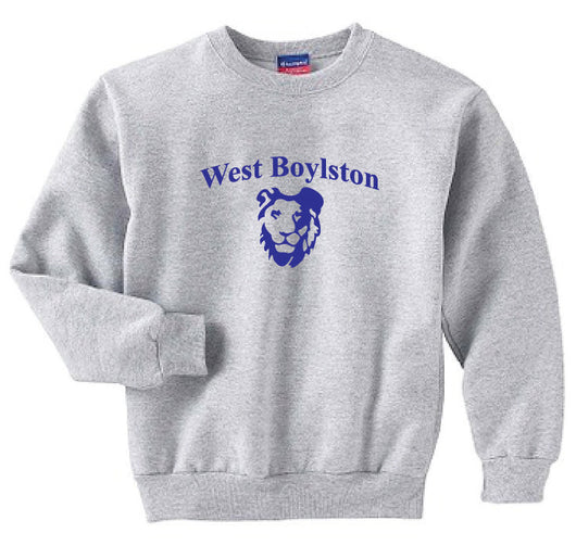 WB Youth Champion Crew Neck Sweatshirt