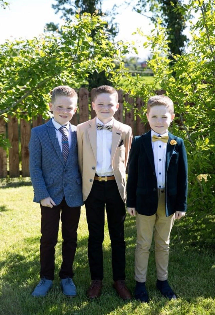 Boys First Holy Communion Suits