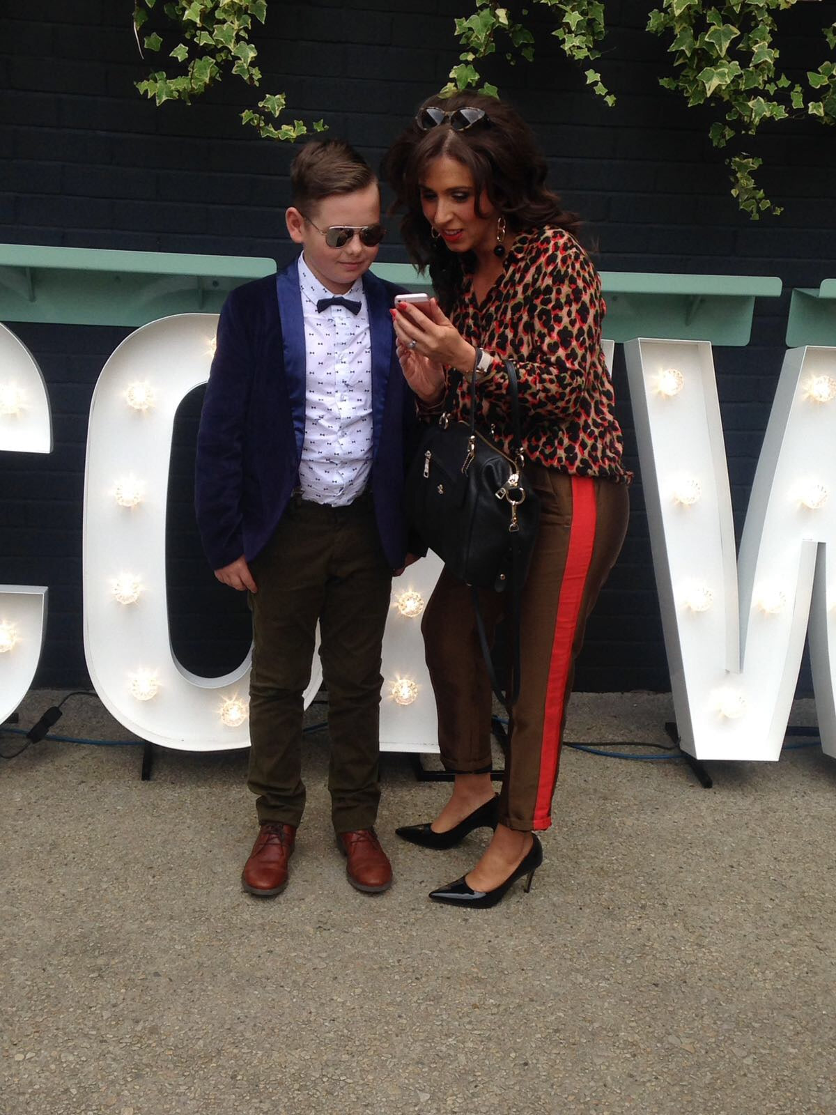 Fun Times For DIGG At The Launch of Belfast Fashion Week