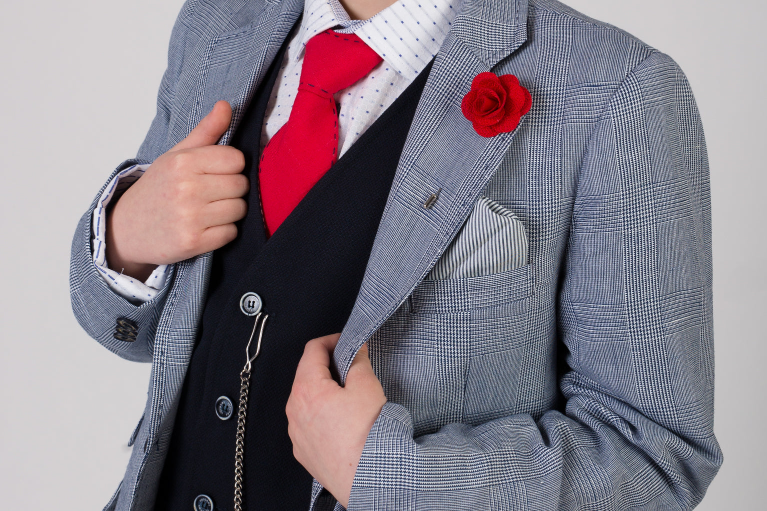3 Alternatives To A Boys Suit For Confirmation