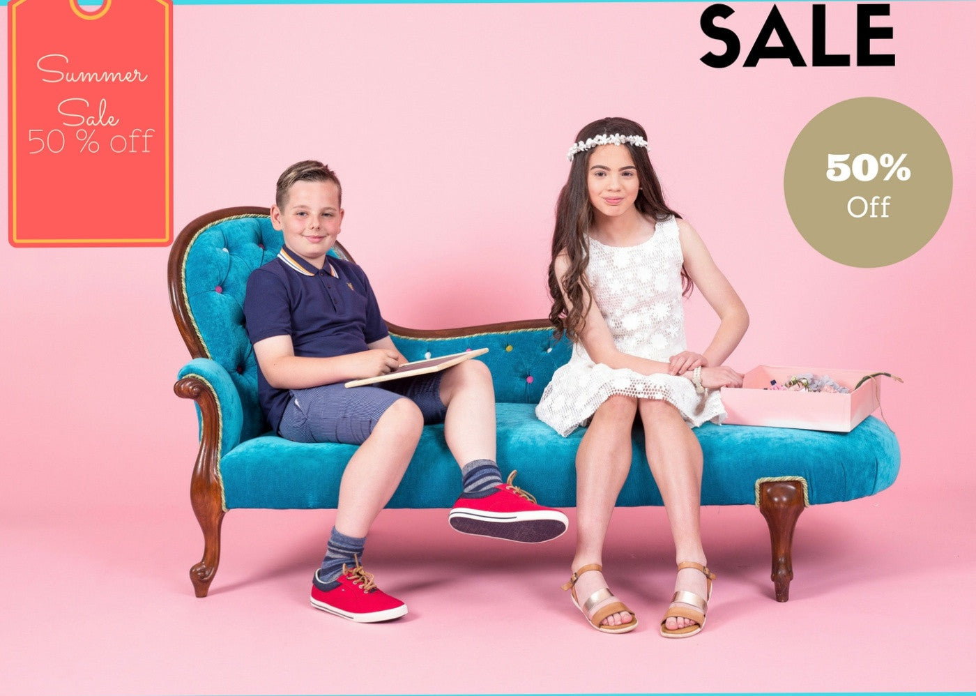 Childrenswear Summer Sale has launched!