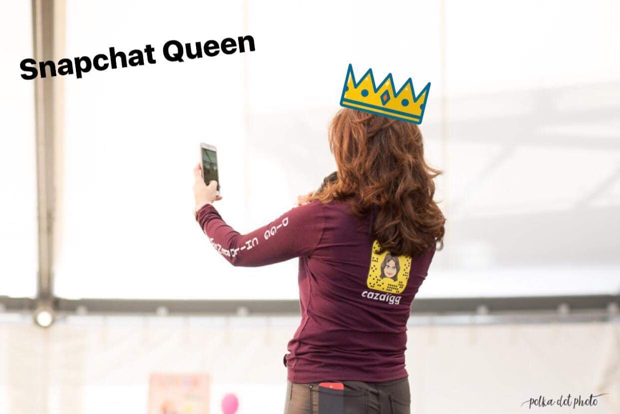 How Snapchat Has Helped Grow My Business
