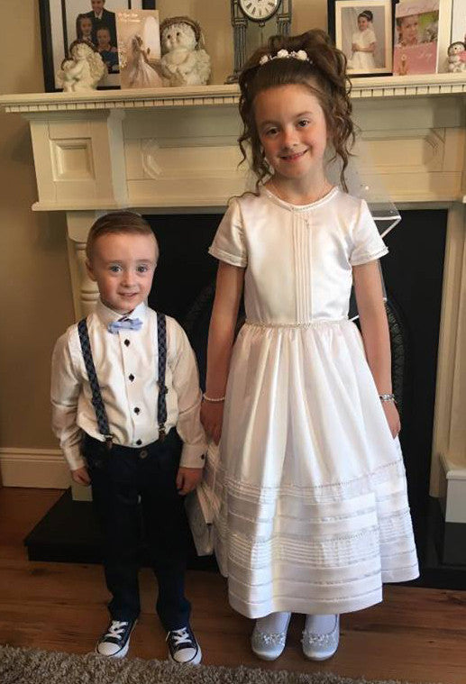 Confirmation And Communion Outfit  At Digg Childrenswear