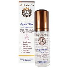 Bellamianta Crystal Clear Mousse