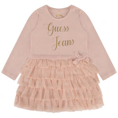 Guess Baby Girls Frill Dress