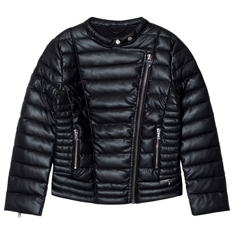 Guess Girls Black Biker jacket