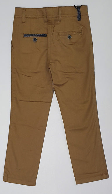 1880 Club Boys British Khaki Regular Chinos