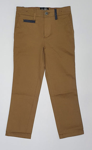 1880 Club Boys British Khaki Chinos