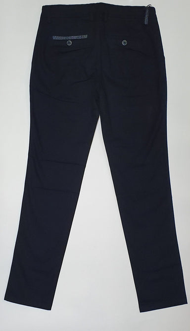 1880 Club Boys Navy Regular Chinos
