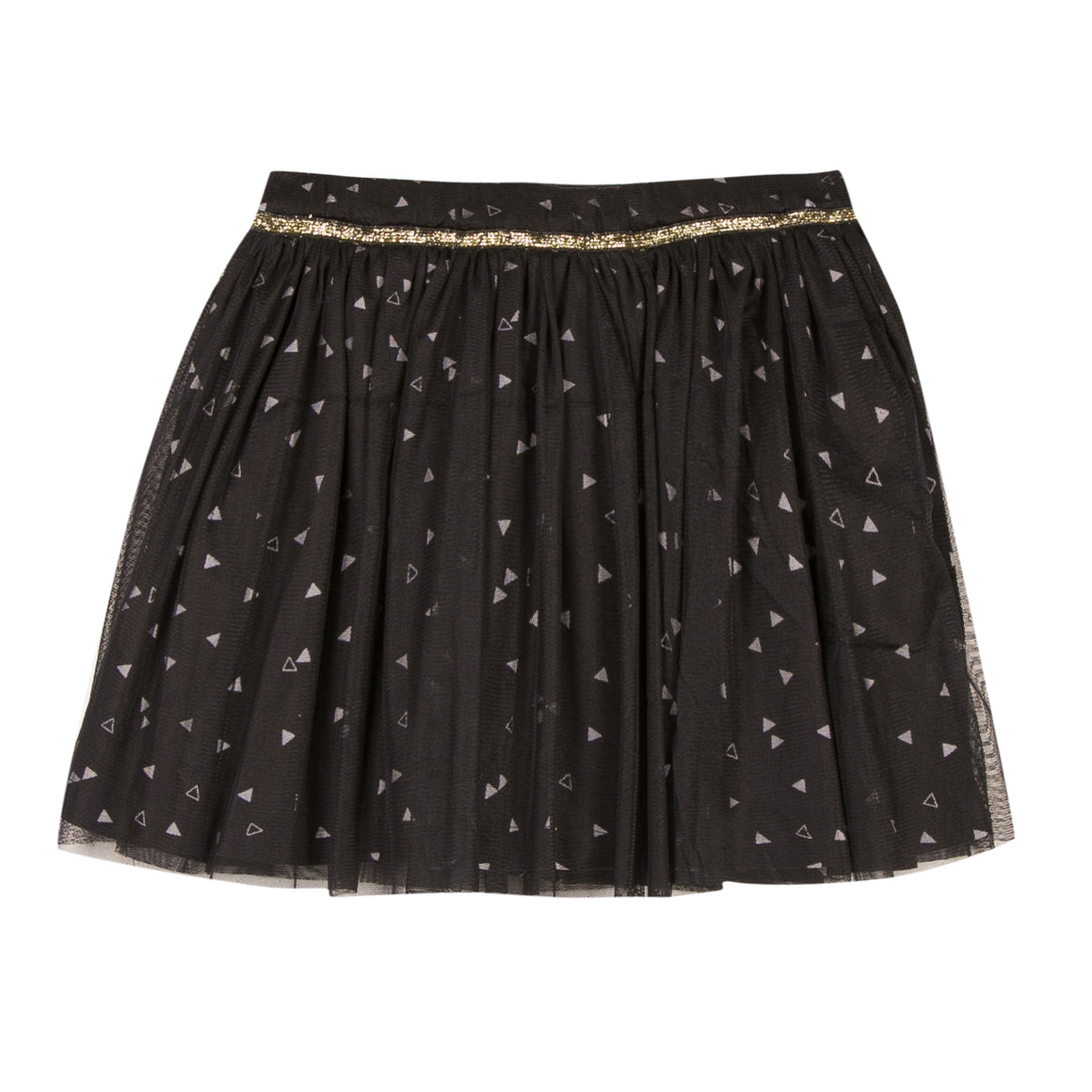 3 Pommes Black Tutu Skirt