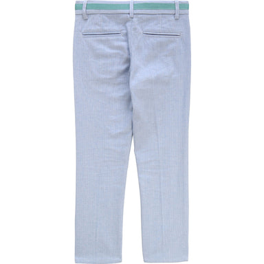 Billybandit Boys Teal Waistband Trousers