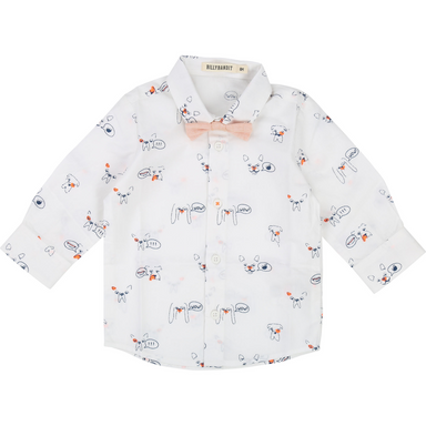 Billybandit Baby Boys Shirt And Bowtie