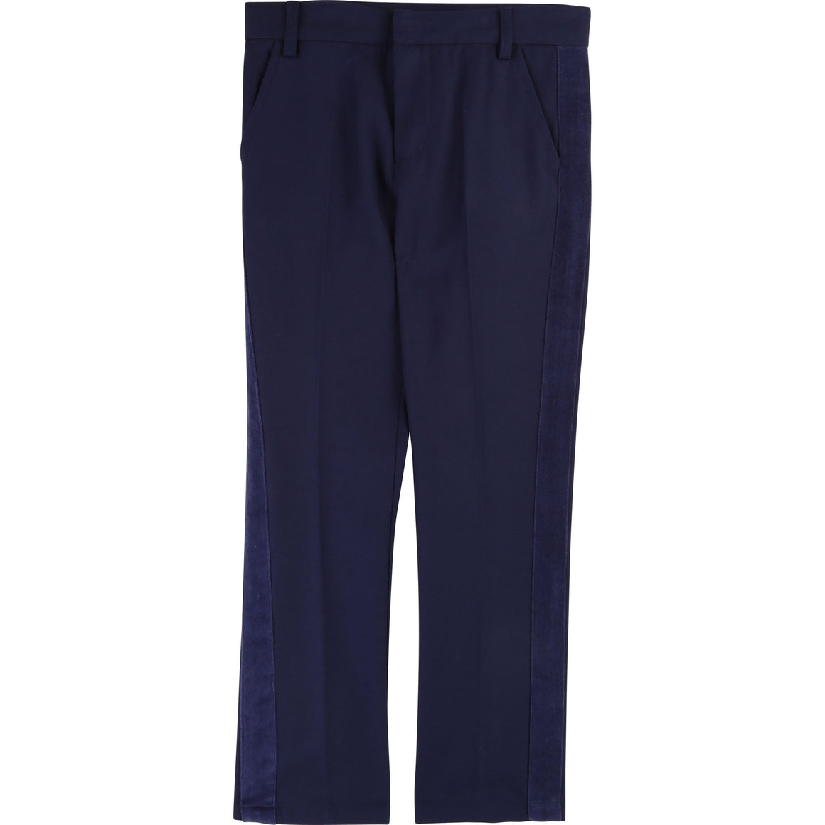 Billybandit Boys Navy Blue Suit Trousers