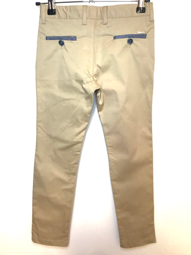 One Varone Boys Camel Chino