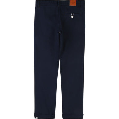 Carrement Beau Boys Navy Chinos