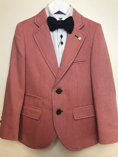 Red Communion Blazer