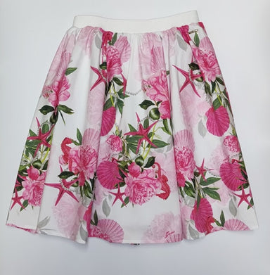Girls Guess Floral Skirt