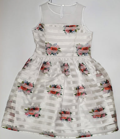 Guess Girls Rose Bouquet Dress