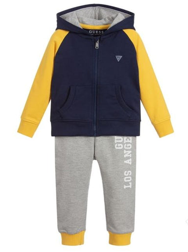 Guess Baby Boy Navy Tracksuit