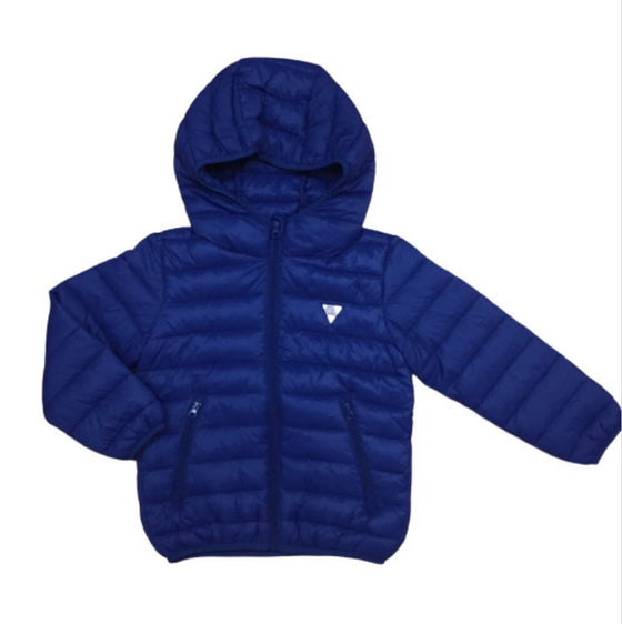 Guess Boys Navy Padded Jacket