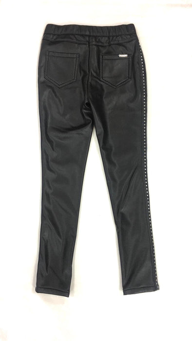Guess Girls Skinny Leather Trousers