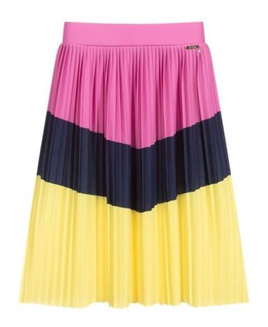 Guess Girls Pleated Skirt