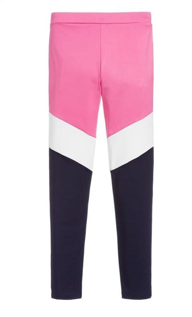 Guess Girls Color Block Leggings