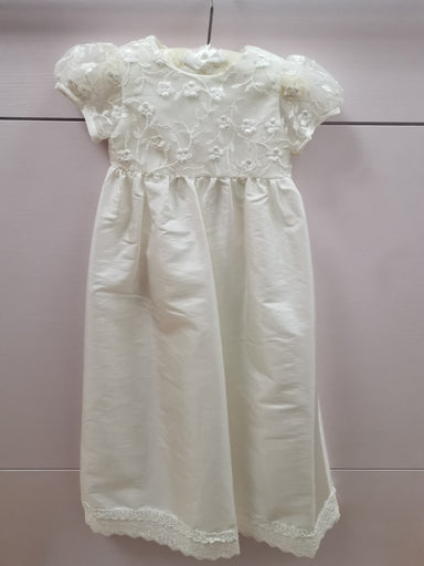 Girls Nessa Heritage Cream Christening Gown