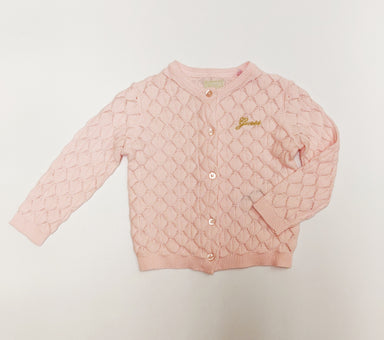Pink Cardigan for baby girl