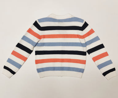 Guess Girls Striped Cardigan