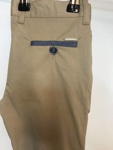 Boys One Varone Camel Chino