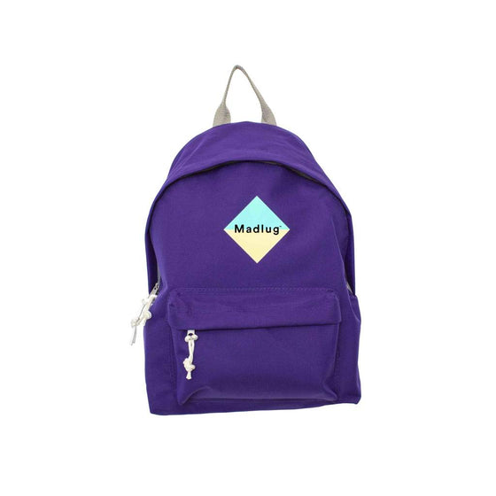 Madlug Purple Backpack