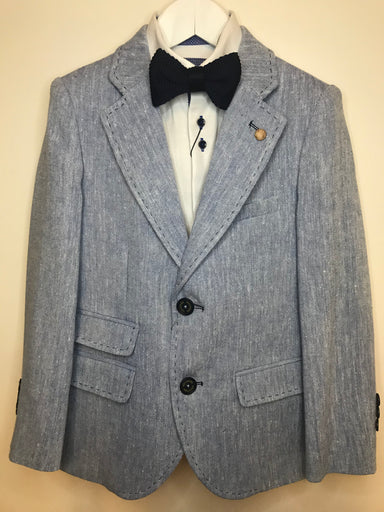 Boys One Varones Blue Blazer