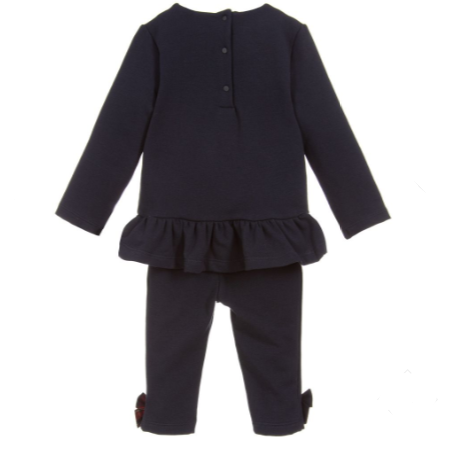 Patachou Girls Navy Set
