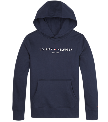 Tommy Hilfiger Boys Twilight Navy Hoodie