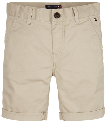 Tommy Hilfiger Boys Carmel Chino Shorts