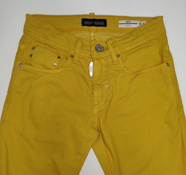 Antony Morato Yellow Chinos