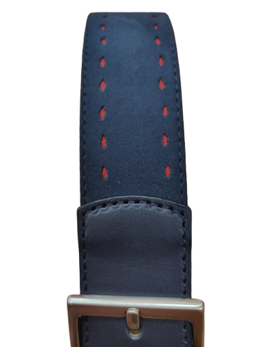 One Varones Boys Navy Belt