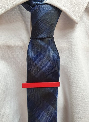 Boys Red Tie Pin