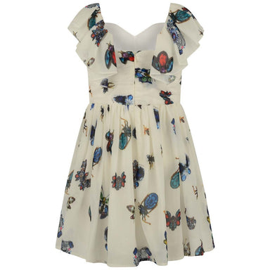 Relish girls butterfly dress