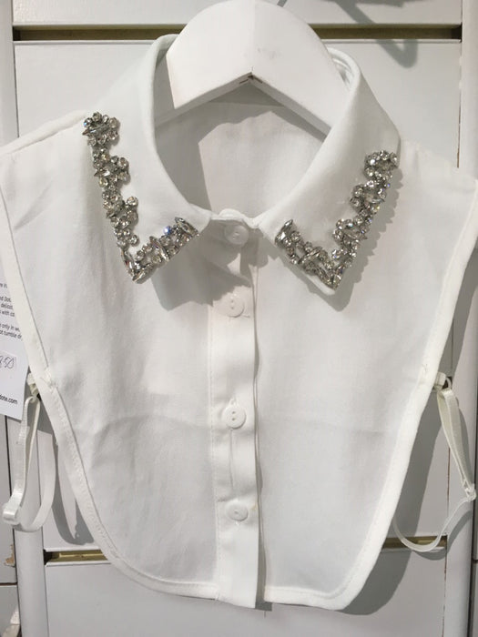 Girls Diamante Collar