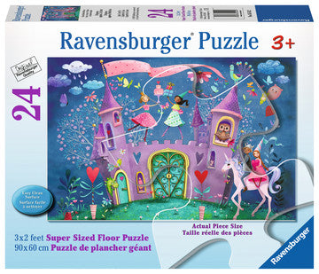 The Brilliant Birthday 24 pcs - Floor Puzzle