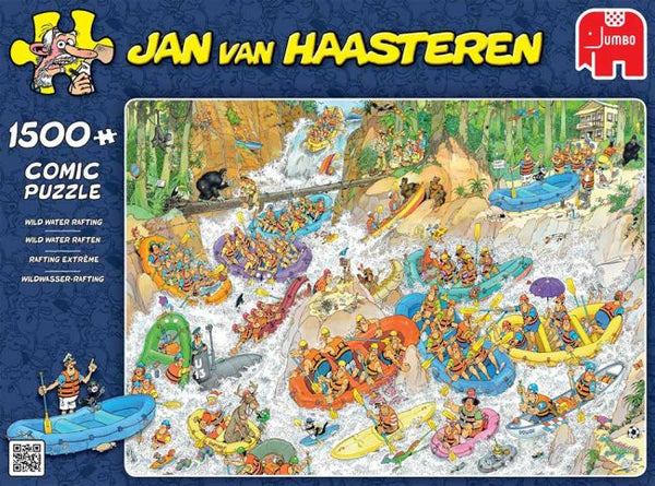 JVH - WILD WATER RAFTING - 1500 pcs